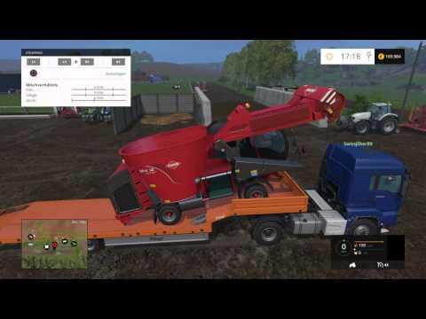 Landwirtschafts Simulator 15 – Unfälle und andere lustige Szenen