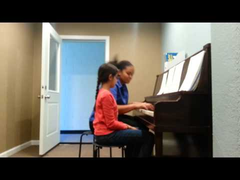 Piano lessons in San Jose, CA.