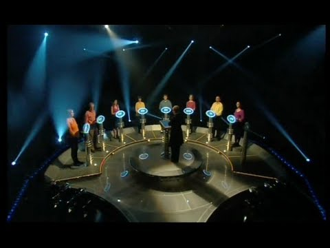 Weakest Link - 9th March 2001