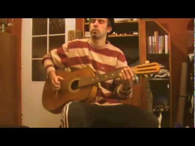 The secret from DESPERADO - Chvojas acoustic guitar cover Chords ...