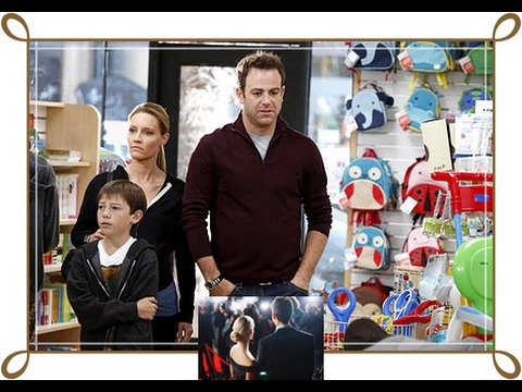 Paul Adelstein and family photos with friends and relatives