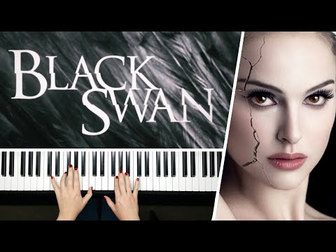 A Swan Song for Nina from Black Swan (Clint Mansell) - Piano Cover