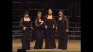 echo quartet sweet adelines region 31 champions 2012