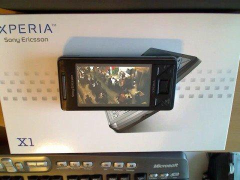 Sony Ericsson Xperia X1 Full (P)Review! (closer)