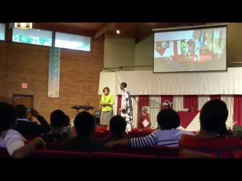 Kyande at Christ Covenant Church