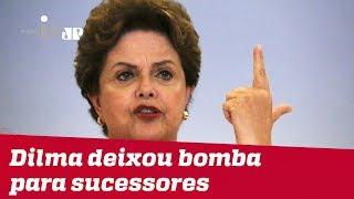 Dilma deixou bomba-relógio para sucessores