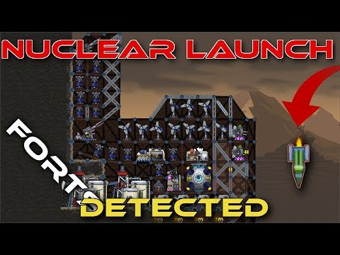 NUCLEAR LAUNCH DETECTED (Atom Cannon Exhibit) - Forts RTS [77] |