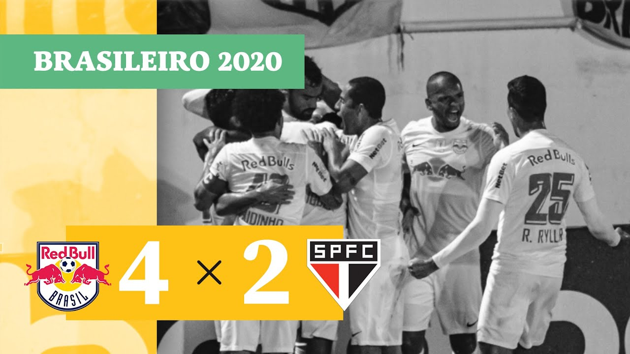 Брагантино  4-2  Сан-Паулу видео