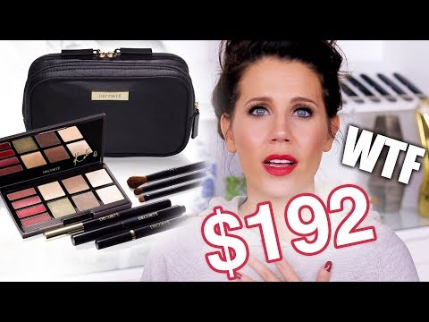 $192 KATE MOSS MAKEUP KIT ... WTF!!!