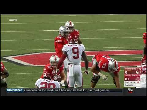 2017 - Oklahoma Sooners at Ohio State Buckeyes in 40 Minutes