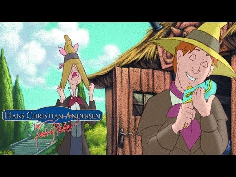 The Swineherd - Hans Christian Andersen