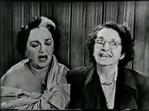 Bebe Daniels, This is Your Life, 1954 TV, Hal Roach, Ben Lyon
