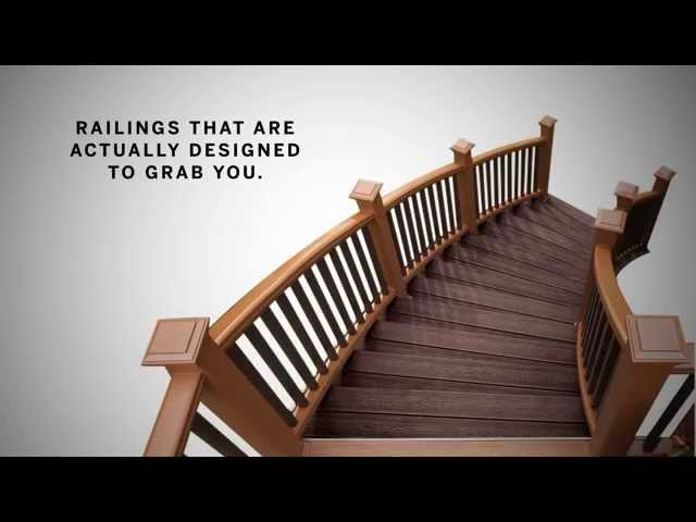 How to Install a Trex Transcend Deck Railing | Trex