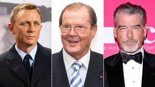 Sir Roger Moore: Daniel Craig and Pierce Brosnan pay tribute, Five posts on social media