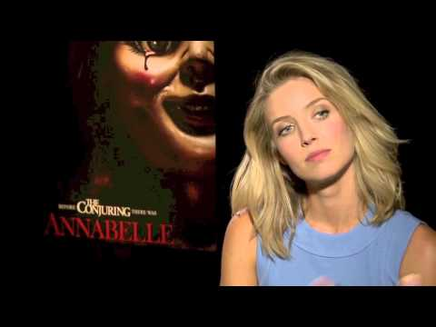 Annabelle 2014  with Annabelle Wallis and Ward Horton