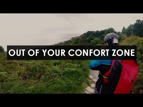 Out of your comfort zone | YMCA Greenhill 2017 'The Trust Team'