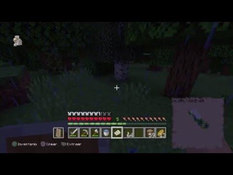 NOS ATACAN!! | Minecraft #8 | Survivalcraft con subs | TOSKEN