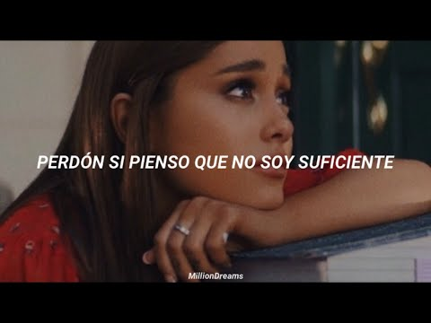 Ariana Grande Needy Acoustic Español