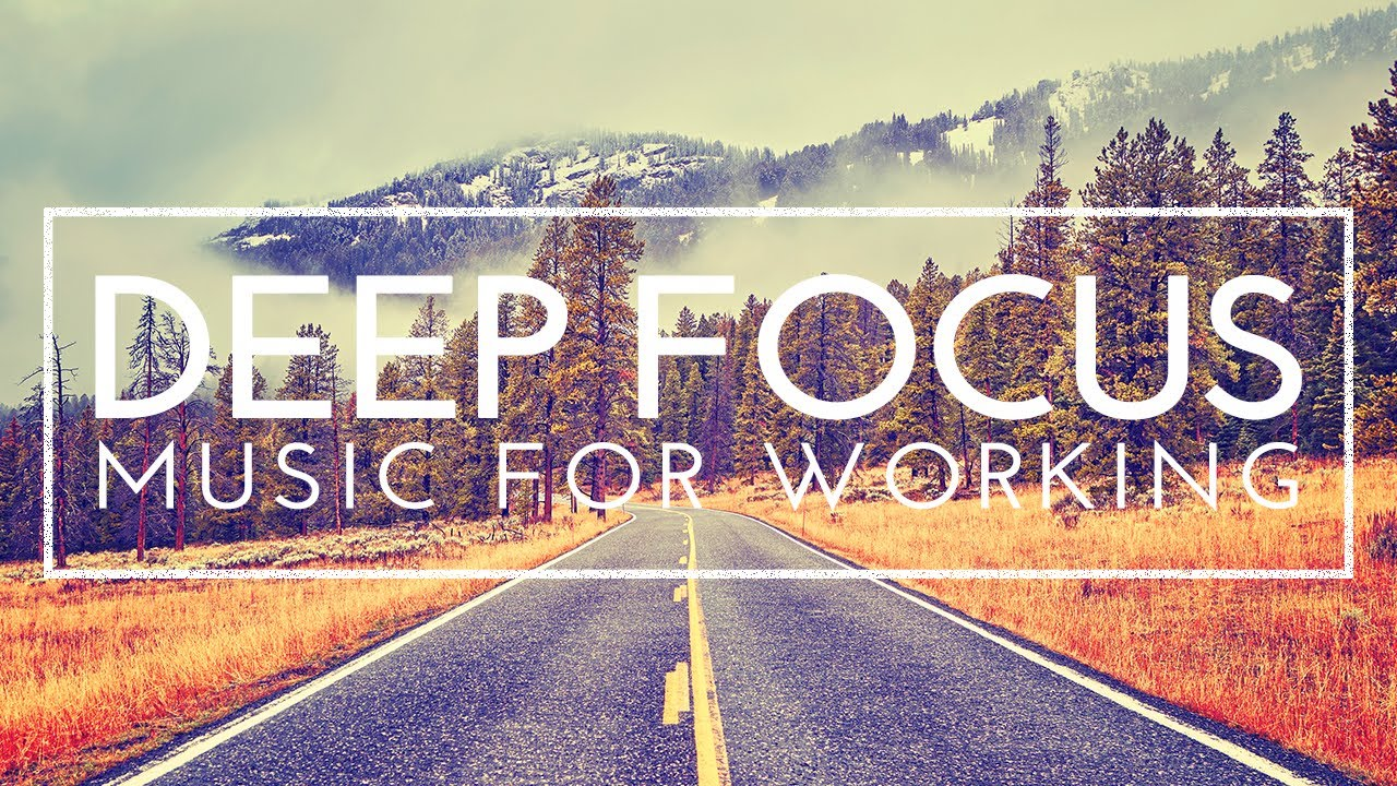 Deep Focus Music - 3 Hours of Ambient Study Music For Better Concentration And Memory