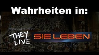 Wahrheiten in: 'Sie Leben' / 'They Live' (Filmauszüge)