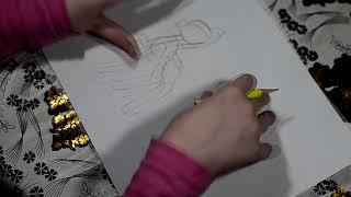 Как нарисовать MLP на бумаге!!!! (С тенями)!!!!