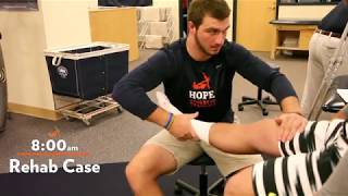 Day In The Life: Hope College Football Student-Athlete Griffin Weigl thumbnail