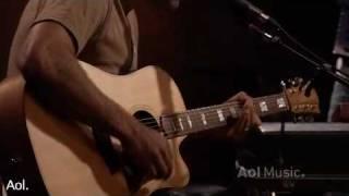 Jack Johnson - From The Clouds (AOL Sessions)