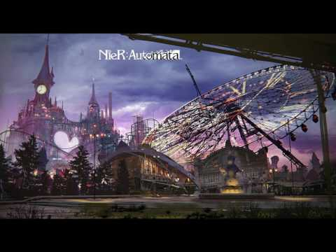 Download Youtube: NieR Automata OST – A Beautiful Song Amusement Park Boss