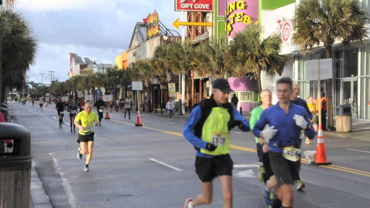 Marathon In Myrtle Beach Sc