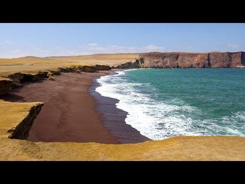 Paracas National Reserve & Ballestas Islands