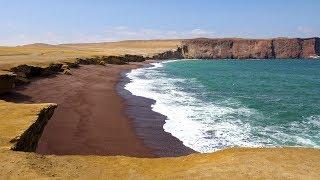 Paracas National Reserve & Ballestas Islands, Peru in 4K Ultra HD