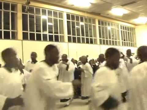 Bantu Congregational Church Of Zion In RSA Under Bishop JJR Makasi