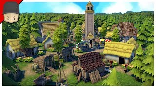 Foundation   S2 Ep.01 : The Medieval Village! Content Update 2!