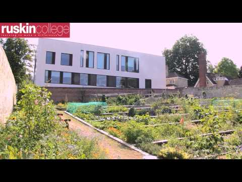 Access to HE course at Ruskin College, Oxford