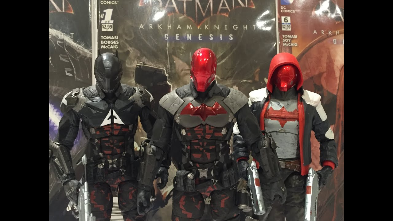 Dc collectibles batman arkham knight red hood figure review youtube dc collectibles batman arkham knight red hood figure review sciox Images