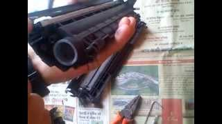 how to refill canon lbp 2900 cartridge(yogesh solanki., 2013-02-17T11:16:07.000Z)