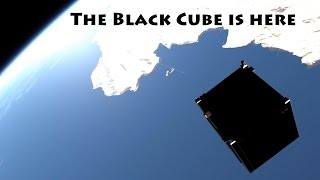First, AI then the Monolith,  now the Black Cube is Here.