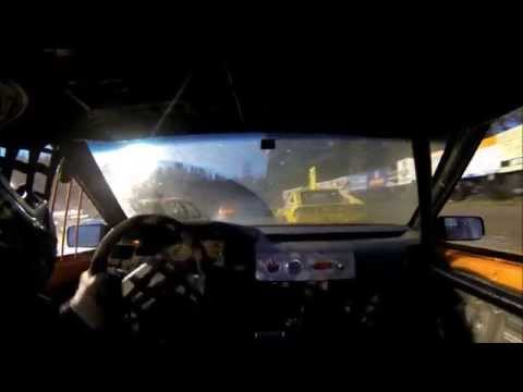 GoPro: Saratoga Speedway A/B Main event Hornet cars May 3rd 2014