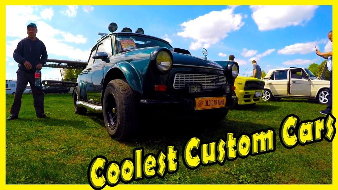 Coolest Custom Cars Shows 2019. Best German and American ...