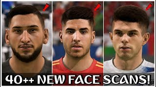 Lebih Dari 40 Face Scans Baru Akan Segera Masuk Ke FIFA 18 Career Mode