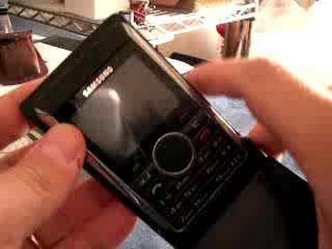 telefono cellulare SAMSUNG SGH-P310