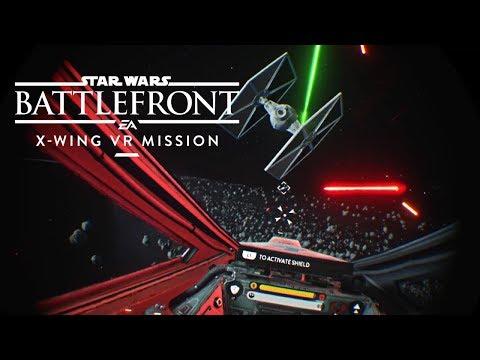 STAR WARS Battlefront - Rogue One VR mission