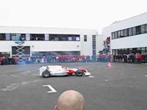 Toyota F1 Abschiedspräsentation bei Toyota Motorsport