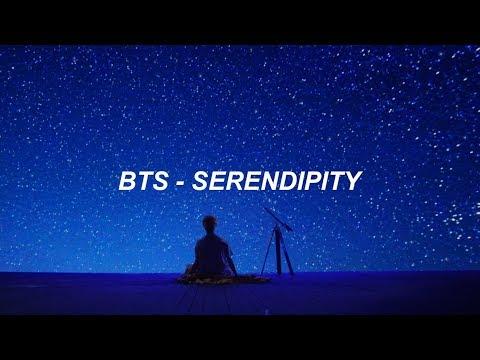 BTS (방탄소년단) 'Serendipity' Easy Lyrics