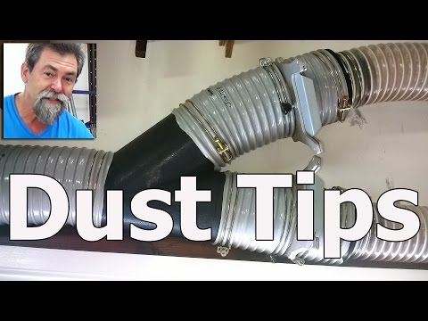 Dust Extraction Tips | Dave Stanton