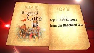 Top 10 Life Lessons From Bhagavad Gita