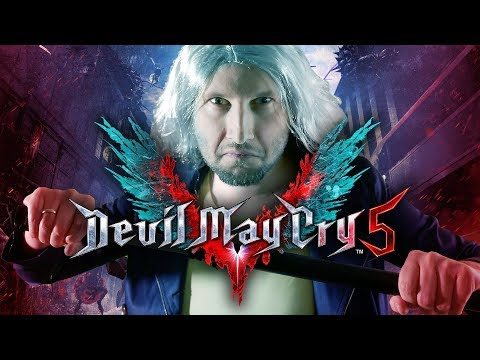 Devil May Cry 5 - recenzja quaza thumbnail
