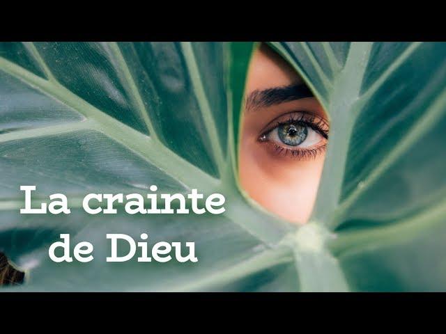 Jean Jacques Dennis La crainte de Dieu