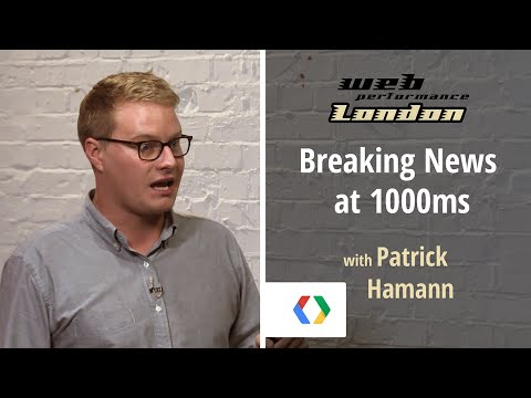 Breaking News at 1000ms with Patrick Hamann