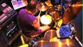 Danny Carey (TOOL) - Lateralus (drumcam) Live